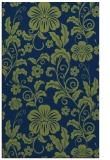 rug #439085 |  blue popular rug