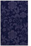 rug #439133 |  blue-violet natural rug