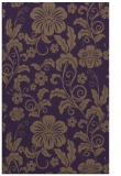 rug #439281 |  purple natural rug
