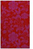 rug #439301 |  red natural rug