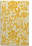 rug #439337 |  yellow natural rug