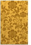 rug #439353 |  yellow natural rug