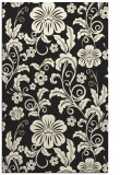 rug #439357    black natural rug