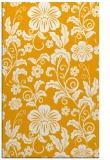 rug #439385 |  light-orange natural rug