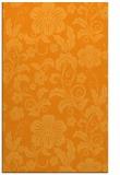 rug #439393 |  light-orange popular rug