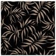 rug #443637   square black natural rug