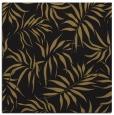 rug #443645   square mid-brown rug