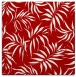 rug #443865 | square red natural rug