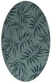 rug #444051 | oval natural rug