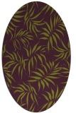 rug #444205 | oval rug