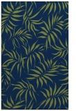 rug #444365 |  blue rug