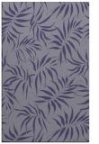 rug #444417 |  blue-violet rug
