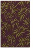 rug #444557 |  purple rug