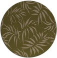 rug #444801 | round mid-brown popular rug