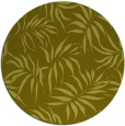 rug #445001 | round light-green natural rug