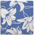 rug #445425 | square blue natural rug