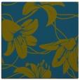 rug #445445 | square green natural rug