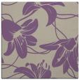rug #445565 | square purple popular rug