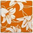 rug #445577   square orange natural rug
