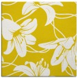 rug #445685 | square yellow natural rug