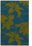 rug #446149 |  green natural rug