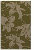 rug #446209 |  brown rug