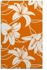 rug #446281 |  orange natural rug