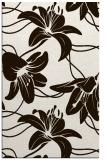rug #446385 |  brown popular rug