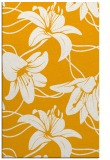 rug #446425 |  light-orange natural rug