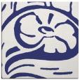 rug #447425 | square blue rug