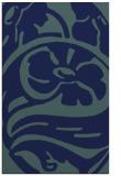 rug #447881 |  blue rug