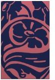 rug #447941 |  blue-violet popular rug