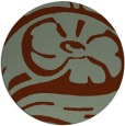 rug #448403 | round graphic rug