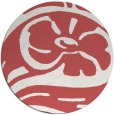 rug #448423 | round graphic rug