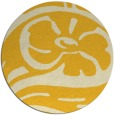 rug #448490 | round graphic rug