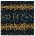 rug #452445 | square black animal rug