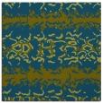 rug #452485   square green animal rug