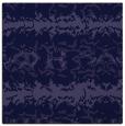 rug #452509   square blue-violet animal rug