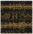 rug #452541 | square mid-brown animal rug