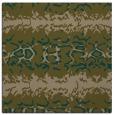 rug #452545   square mid-brown animal rug