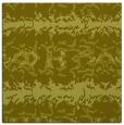 rug #452745   square light-green animal rug