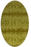 rug #453098 | oval popular rug