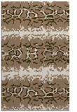 rug #453281 |  mid-brown animal rug