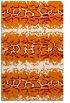 rug #453321 |  orange animal rug