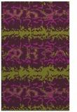 rug #453357 |  purple popular rug