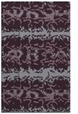 rug #453365 |  purple animal rug