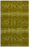 rug #453449 |  light-green animal rug