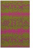rug #453457    pink animal rug