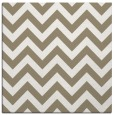 rug #454185   square white stripes rug