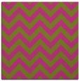 rug #454513 | square light-green popular rug